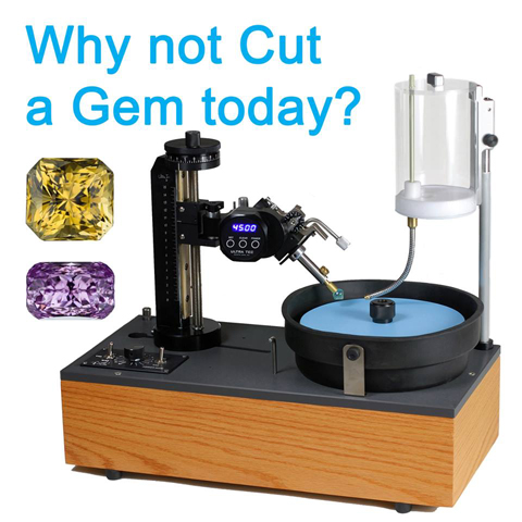 Stephen Kotlowski - Why Not Cut A Gem Today?