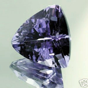 light tanzanite