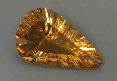 natural citrine (US)