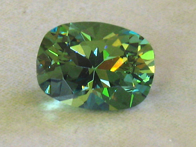 certed demantoid