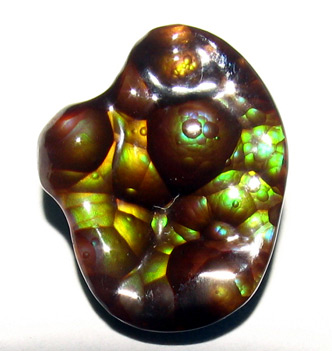 Arizona Fire Agate