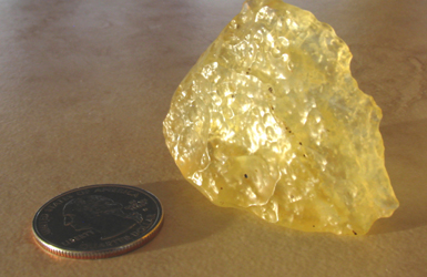 natural libyan glass