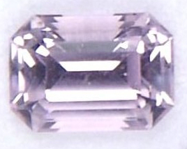 commercial grade kunzite - not ours!