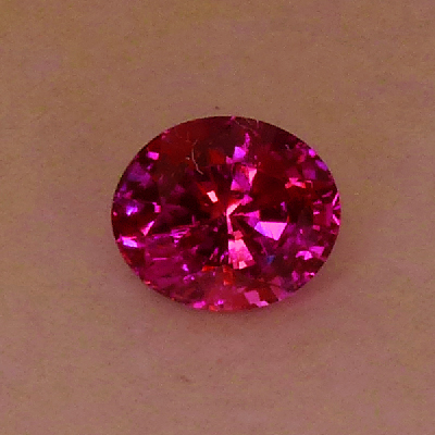 GIA Certed Purplish Red 1.50ct Ruby