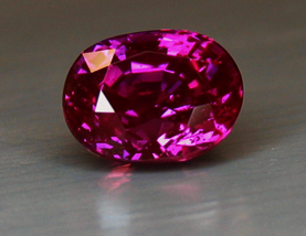 GIA Certed Ruby (Color Shifter) - Unheated 1.73ct