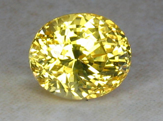 certed yellow sapphire