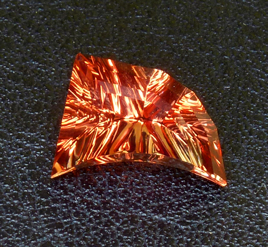 concave cut oregon sunstone