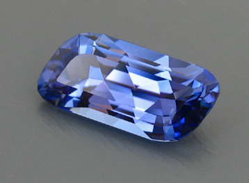 fancy master cut tanzanite