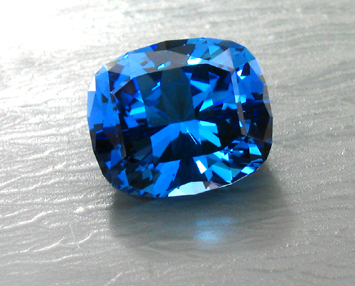 super blue tanzanite master cut