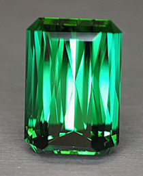 17+ct mint green tourmaline