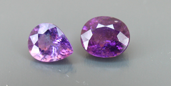 purple mozambique tourmaline