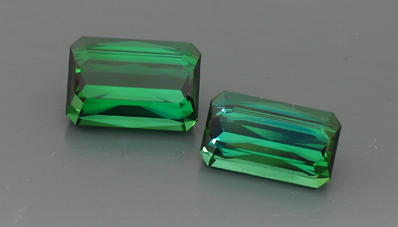 master faceted Nuristani tourmaline