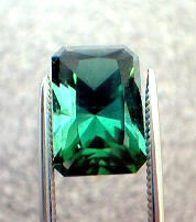 green blue tourmaline