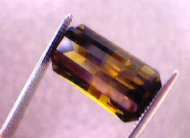 color shifting tourmaline