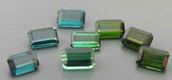 caibrated tourmaline