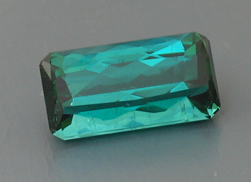 master faceted nuristani teal tourmaline