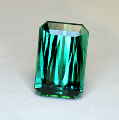 large congo tourmaline master faceted