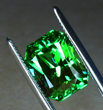 Tsavorite Garnet weighing 2.13ct