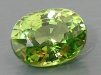 1.22ct Tsavorite Oval