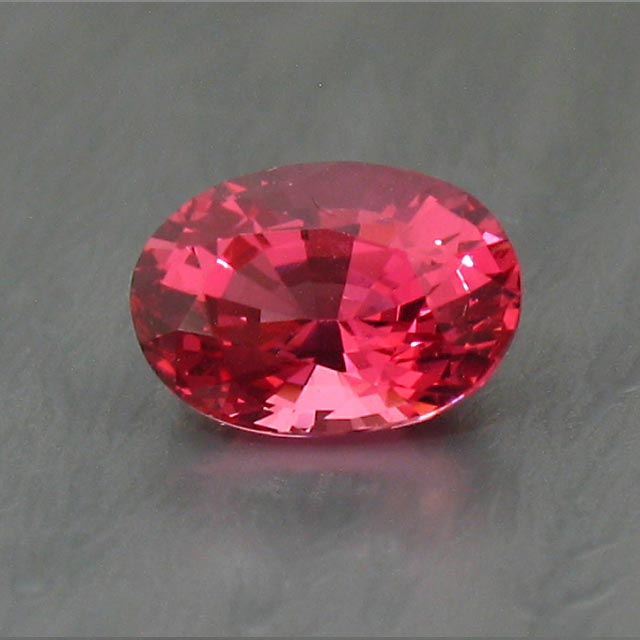 neon pink spinel
