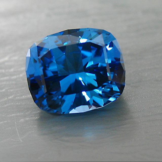 super blue rare tanzanite