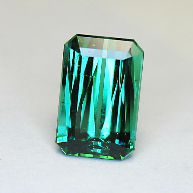 tourmaline custom cut