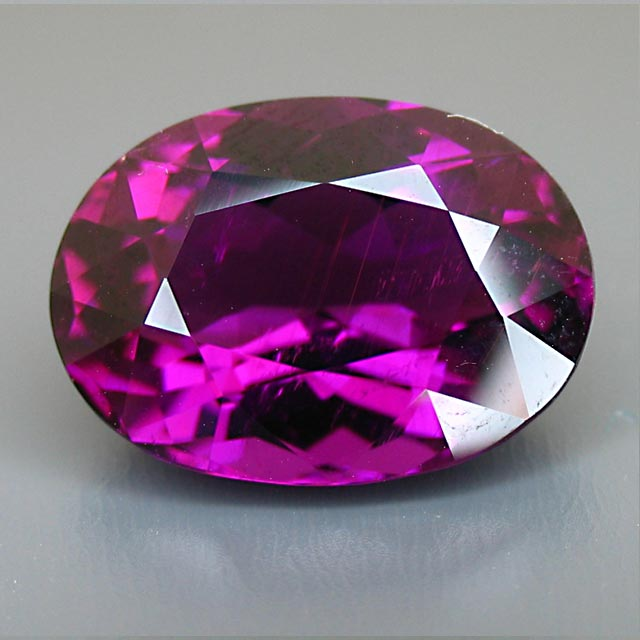 Mozambique purple tourmaline